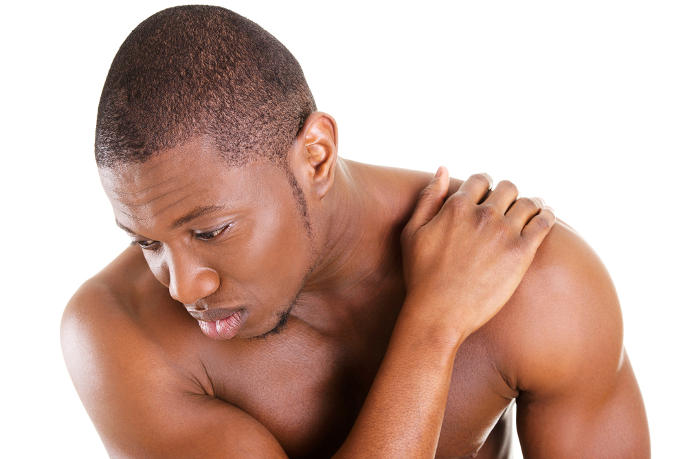 shoulder pain New Albany chiropractor pain relief