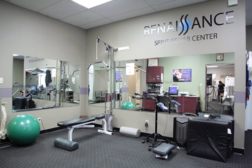 Sports rehab center for New Albany chiropractor